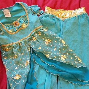 Girl's Jasmine costume